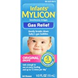 Mylicon Anti-Gas Relief Original Formula, 0.5 Fluid Ounce