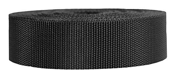 Country Brook Design® 1 Inch Navy Blue Polypro Webbing 10 Yards