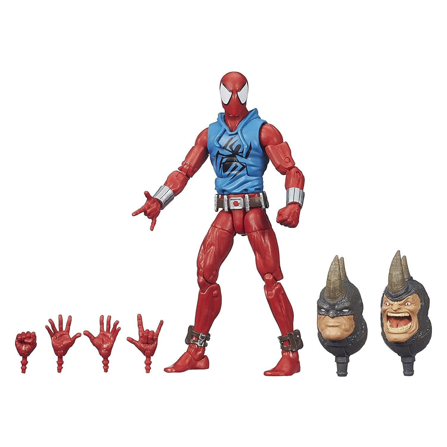 Marvel Legends 2015 Spider-Man Infinite Serie 2 Actionfiguren: Scarlet Spider als Weihnachtsgeschenk