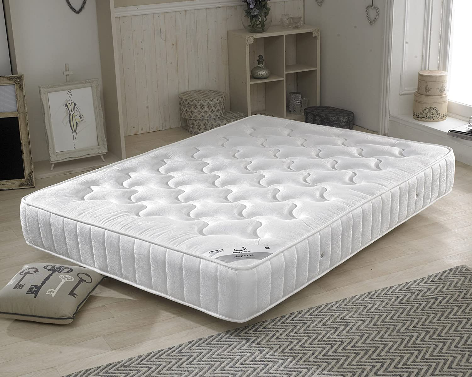 Neptune Traditional Bonnell Spring Quilted Mattress