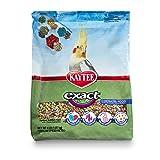 Kaytee Exact Fusion Bird Food For Cockatiel, 4-Lb Bag