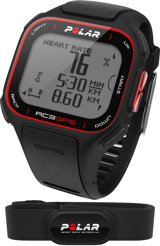 Polar RC3 GPS HR Reloj con pulsometro y GPS integrado