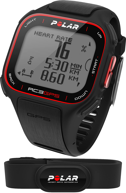 RC 3 GPS HR integriertes GPS