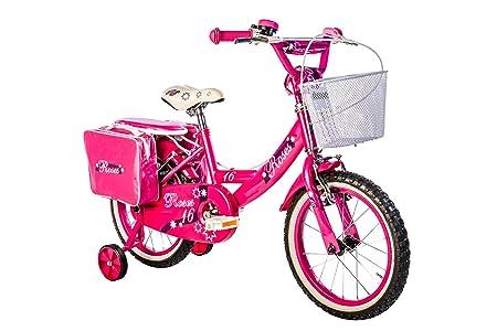 "FSE - F-BIC09016FUXIA - Vélo Enfant 16"""