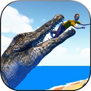Crocodile Simulator from 3D Gamecraft