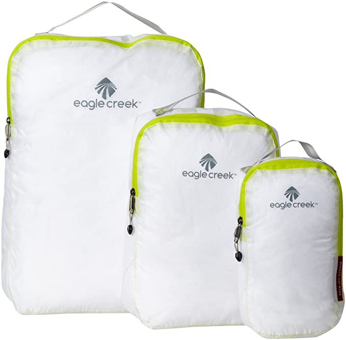 Eagle Creek Packing Cubes - I can't travel without these!!