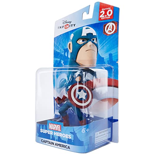 Disney INFINITY: Marvel Super Heroes (2.0 Edition) Captain America Figure