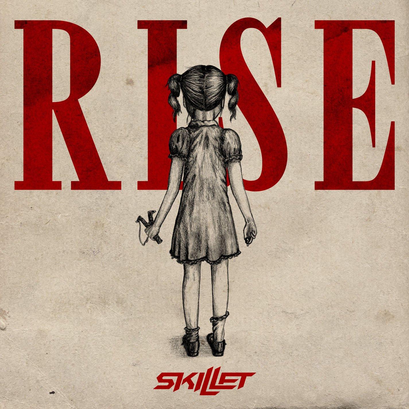 Resultado de imagem para Skillet - Rise [Deluxe Edition] [2013]