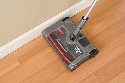 Bissell 28806 Perfect Sweep Turbo Review Kleen Floor