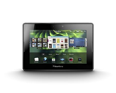 "BlackBerry PlayBook Tablette Tactile 7 "" BlackBerry Tablet OS Noir"