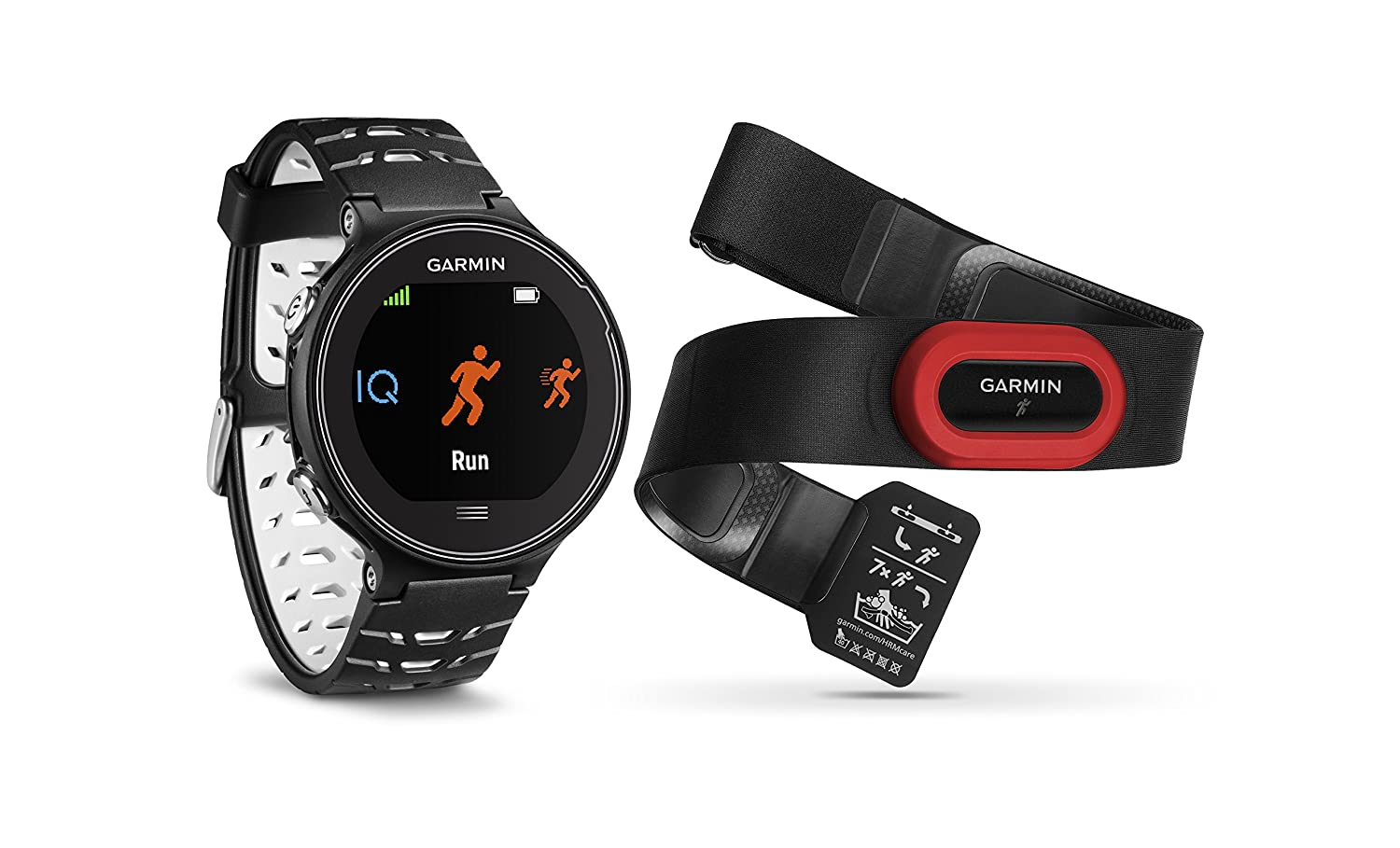 Garmin Forerunner 630 Bundle GPS Running Watch