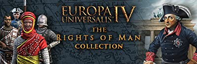Europa Universalis IV: Right's of Man [Online Game Code]