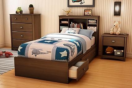 Willow Twin 4 Piece Bedroom Set