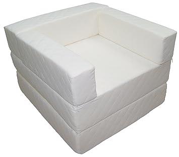 Abeil 15000000626 sofa cama plegable 200x78x18 cm amazon for Sofa cama individual plegable