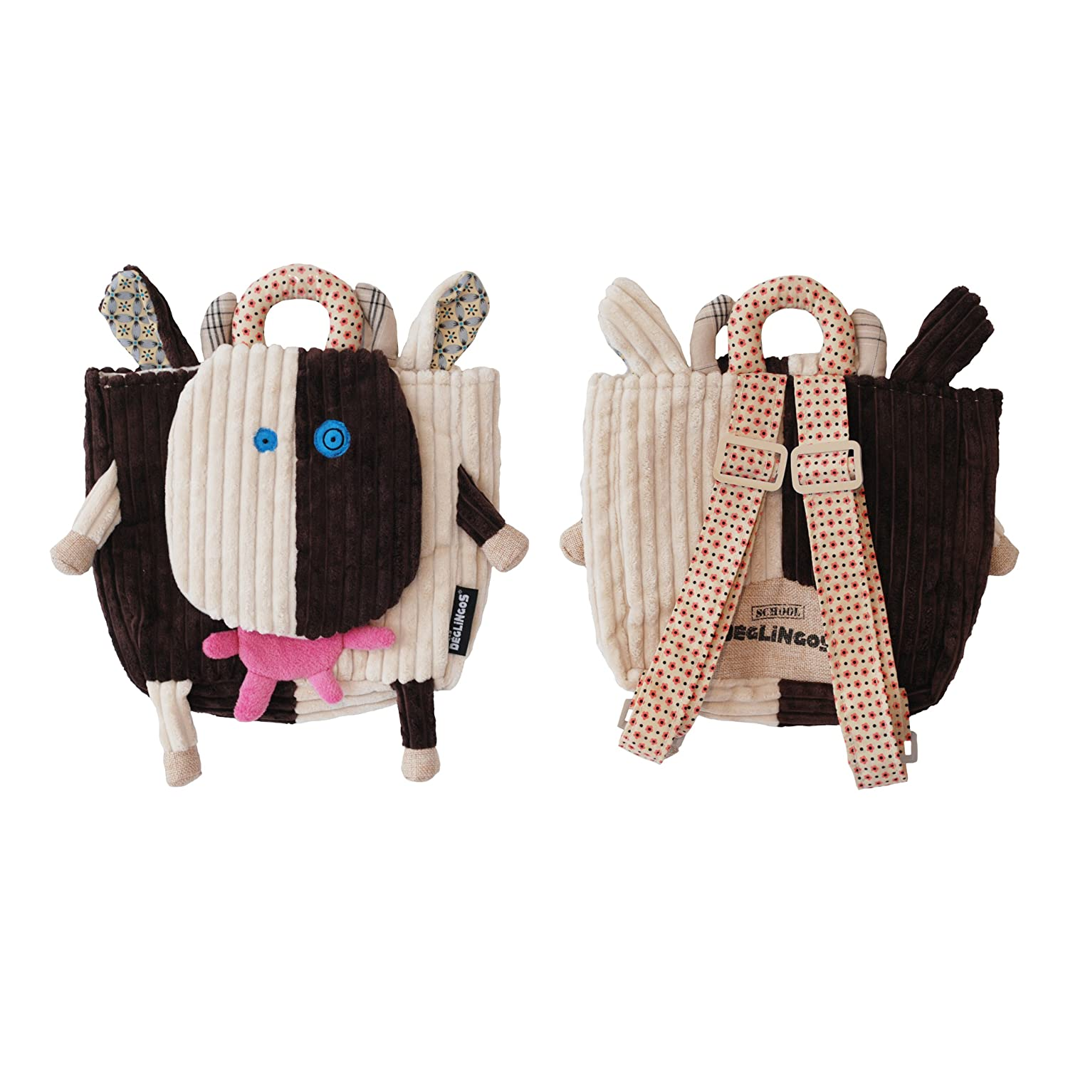 The Deglingos Cow Backpack