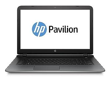 """HP 17-g107nf Ordinateur portable 17"""" (43,18 cm) Argent naturel (Intel Core i5, 8 Go de RAM, 1 To, Nvidia GeForce 940M)"""