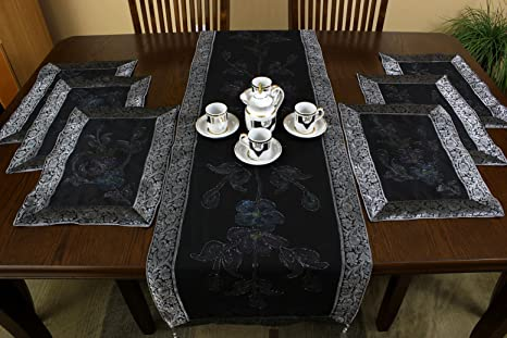 Table Runners And Placemats Sets Table Runner Set Mystic