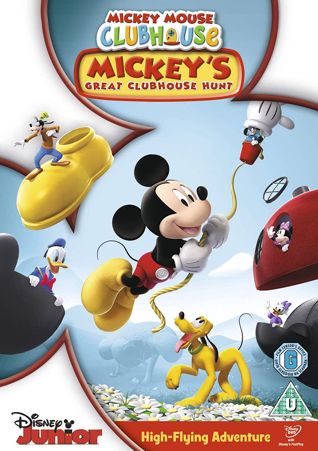 Mouse Clubhouse Mickey's