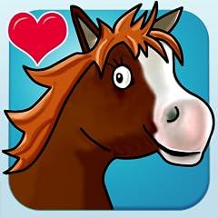 Kleines Baby Pferd - ein s��es Fohlen m�chte mir dir spielen!