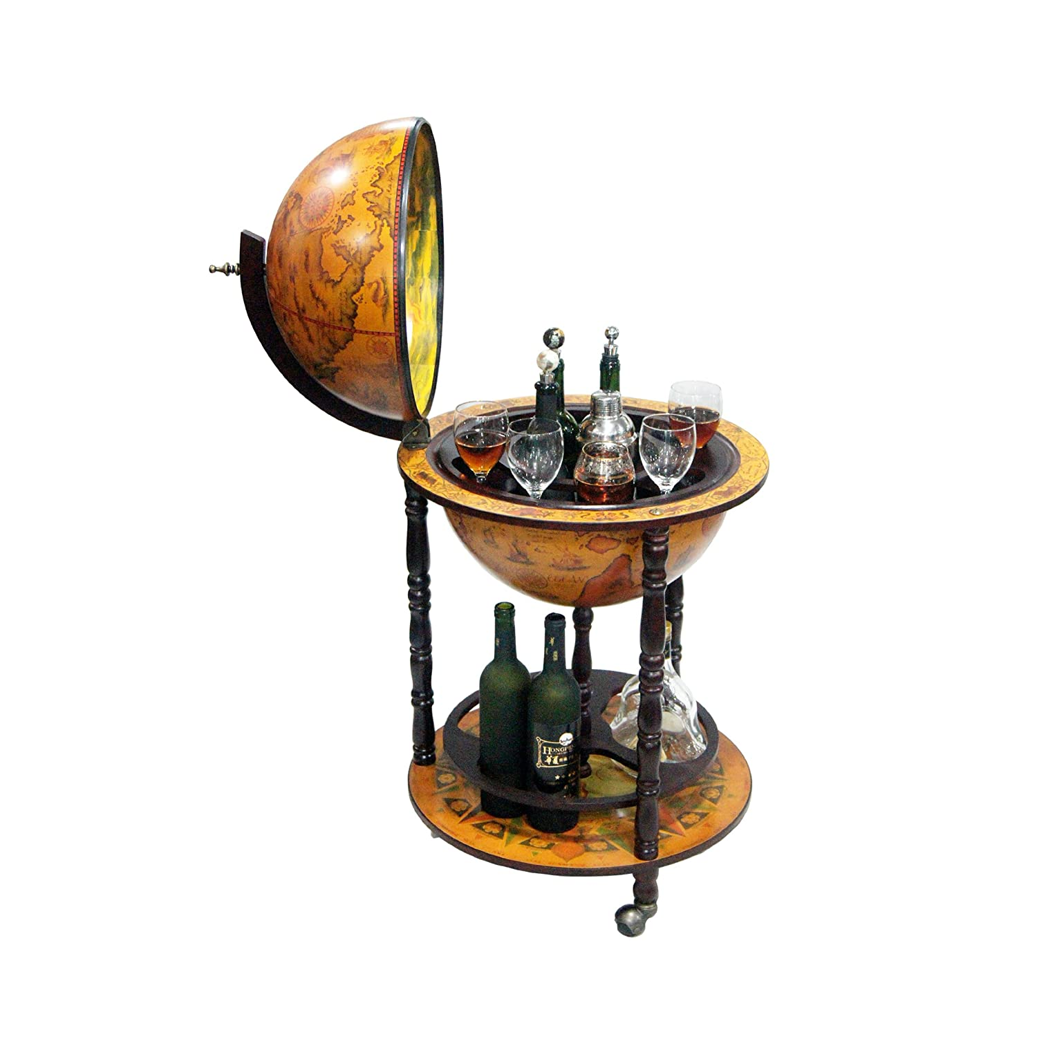 product globe floor f wooden floors george co chairish world stand classic model cram with