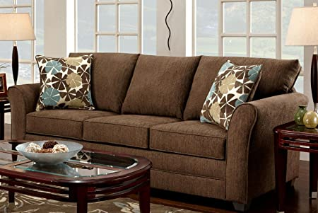 Chelsea Home Furniture Amilia Sofa, Council Fudge