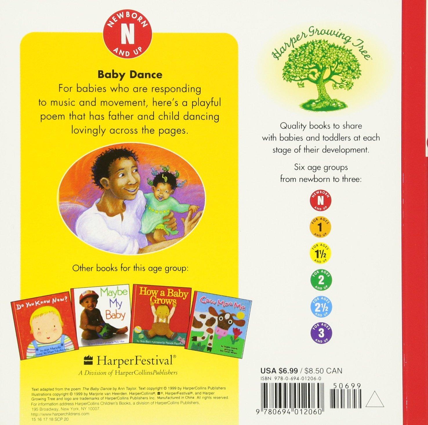 Buy Baby Dance (harper Growing Tree) Book Online At Low Prices In India   Baby Dance (harper Growing Tree) Reviews & Ratings  Amazon
