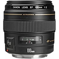 Canon EF 100mm f/2 USM Standard & Medium Telephoto Lens (Black)