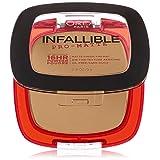 L'Oréal Paris Infallible Pro-Matte Powder, Sun Beige, 0.31 oz. (Color: 500 Sun Beige, Tamaño: 0.31 Ounce)