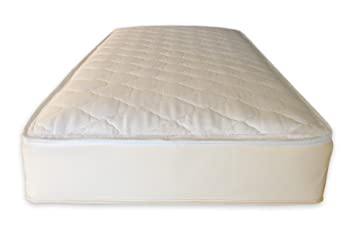 Naturepedic Organic 2-in-1 Ultra Quilted Mattress - Twin