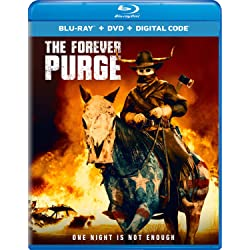 The Forever Purge [Blu-ray]