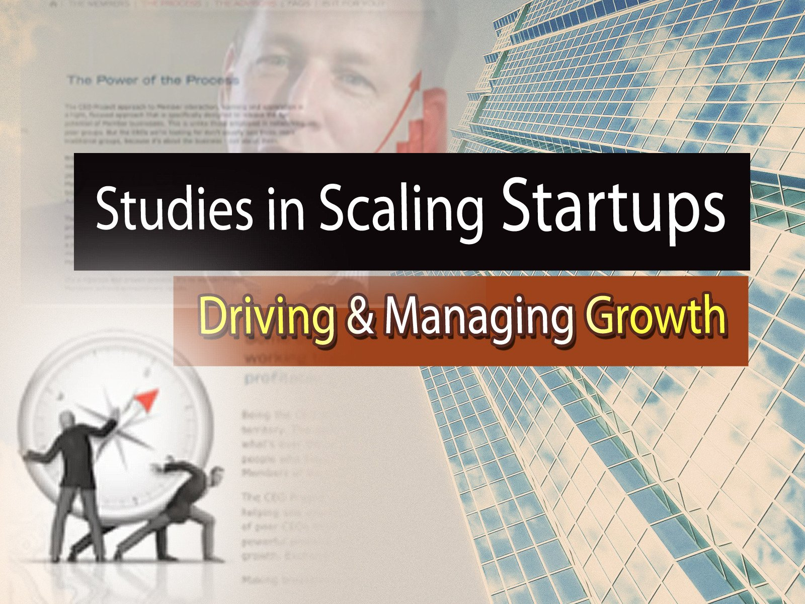 Studies In Scaling Startups: Driving and Managing Growth on Amazon Prime Instant Video UK