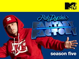 Rob Dyrdek's Fantasy Factory Season 5