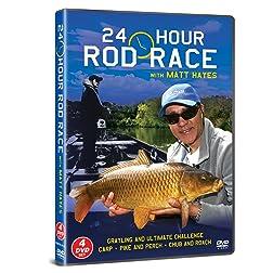 Matt Hayes 24 Hour Rod Race [DVD]