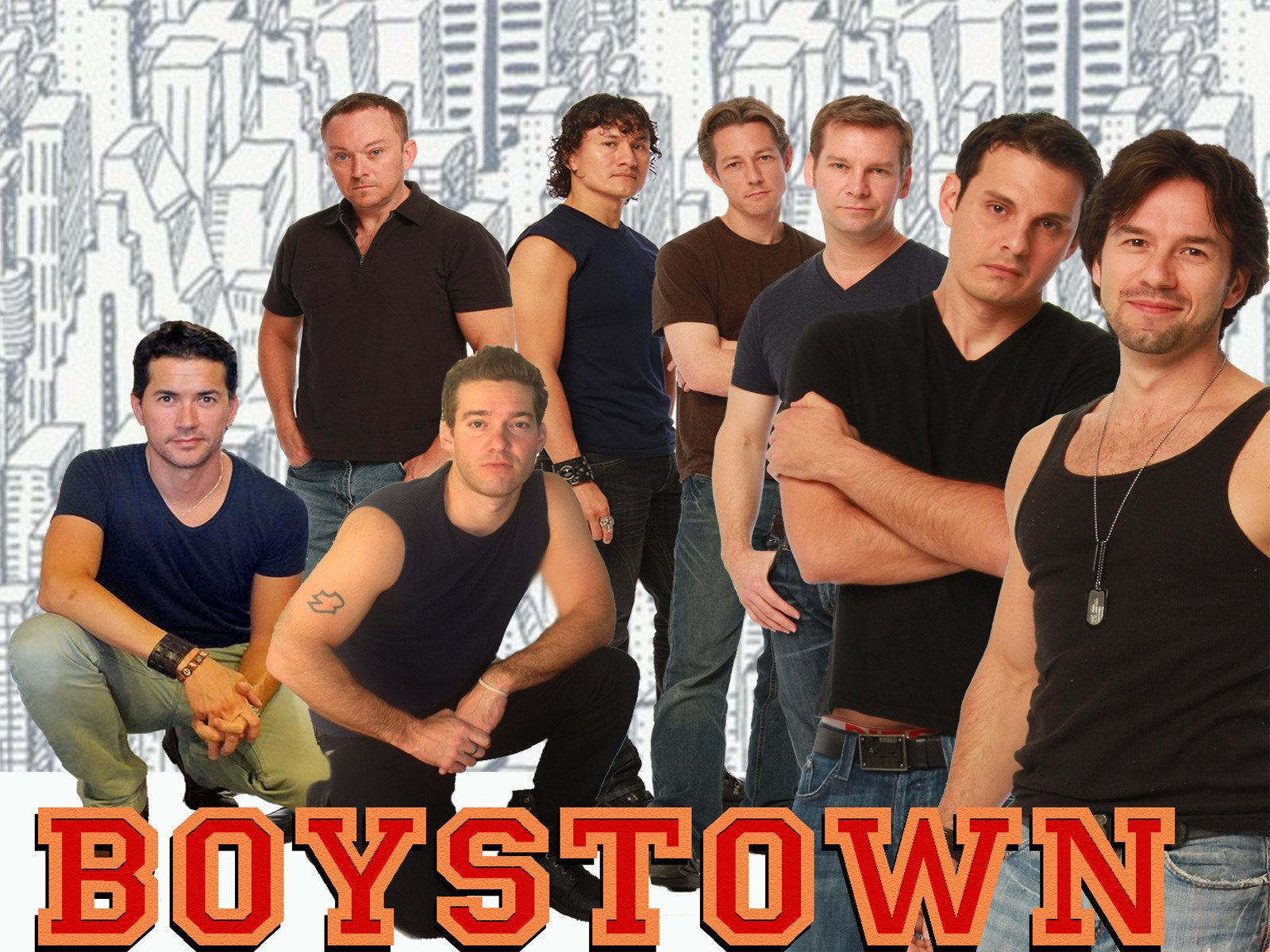 BoysTown on Amazon Prime Instant Video UK