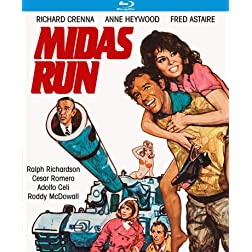 Midas Run [Blu-ray]