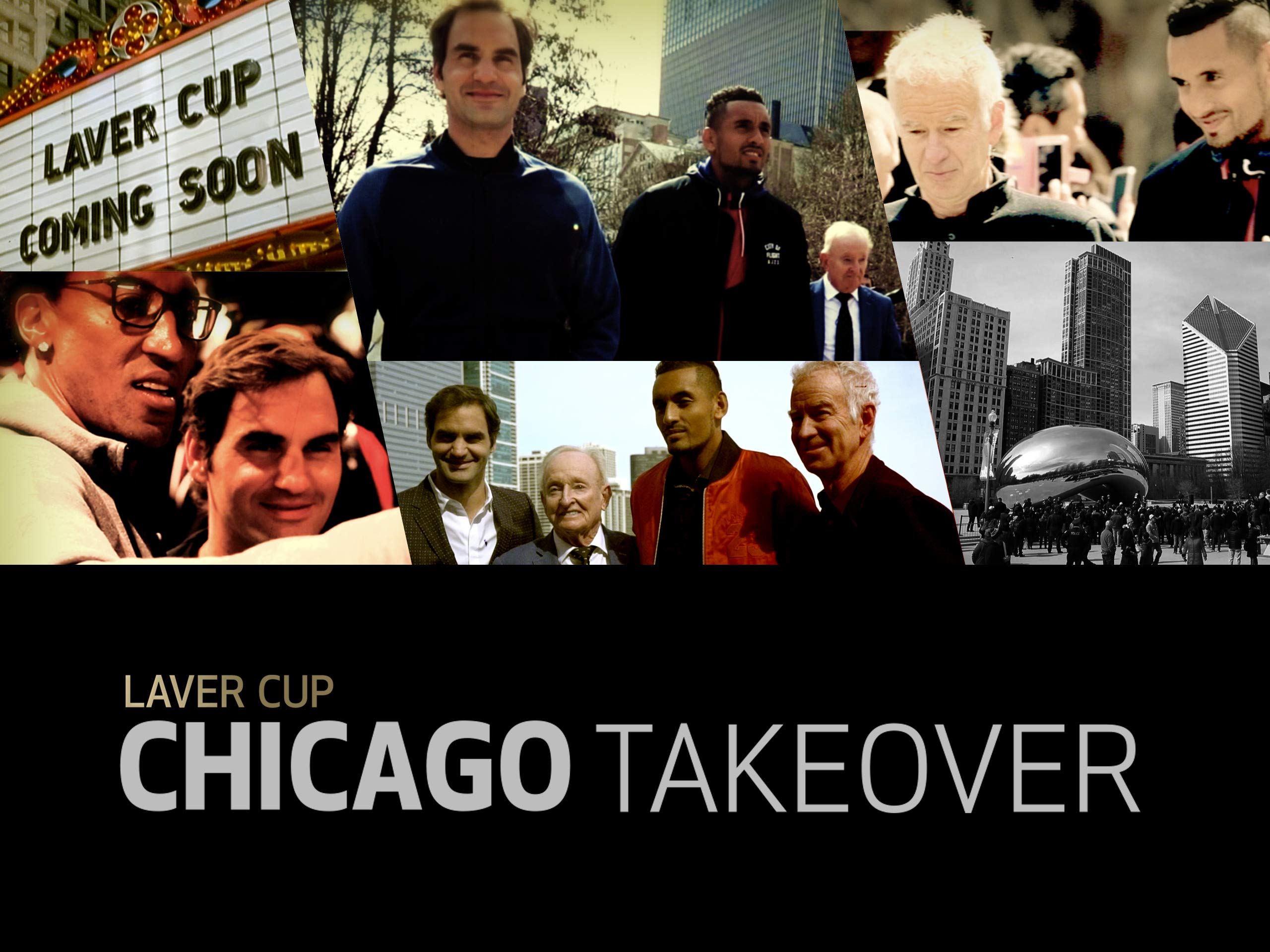 Laver Cup Chicago Takeover - Season 1