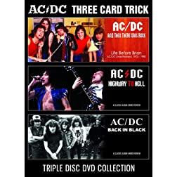 Ac/Dc - Three Card Trick NTSC
