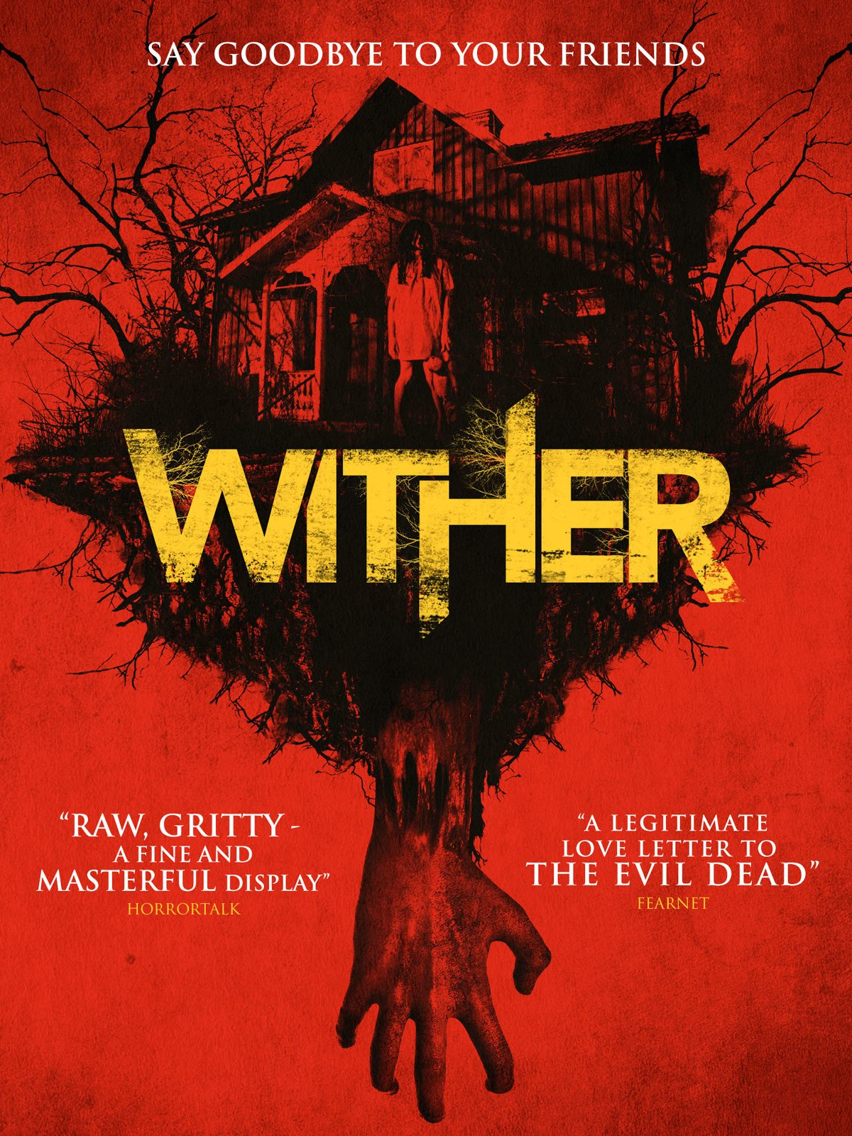 Wither on Amazon Prime Instant Video UK