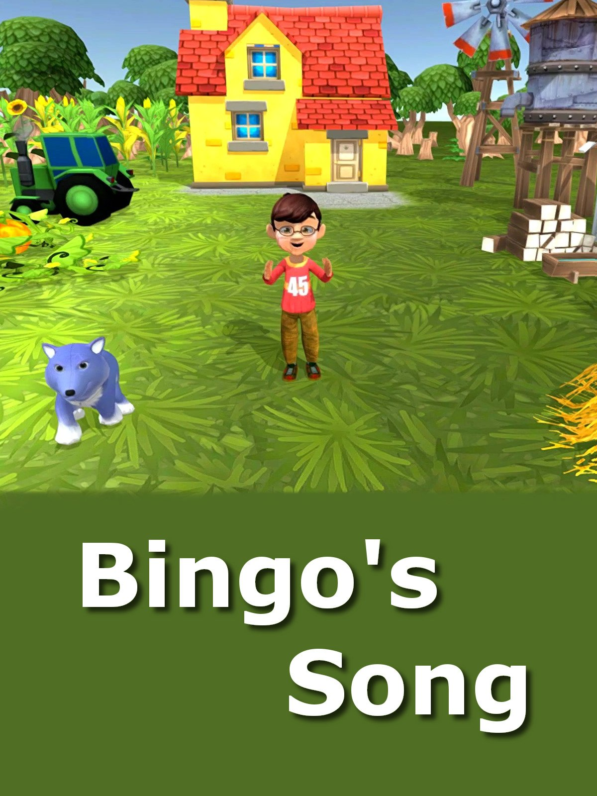 Bingo's Song on Amazon Prime Video UK