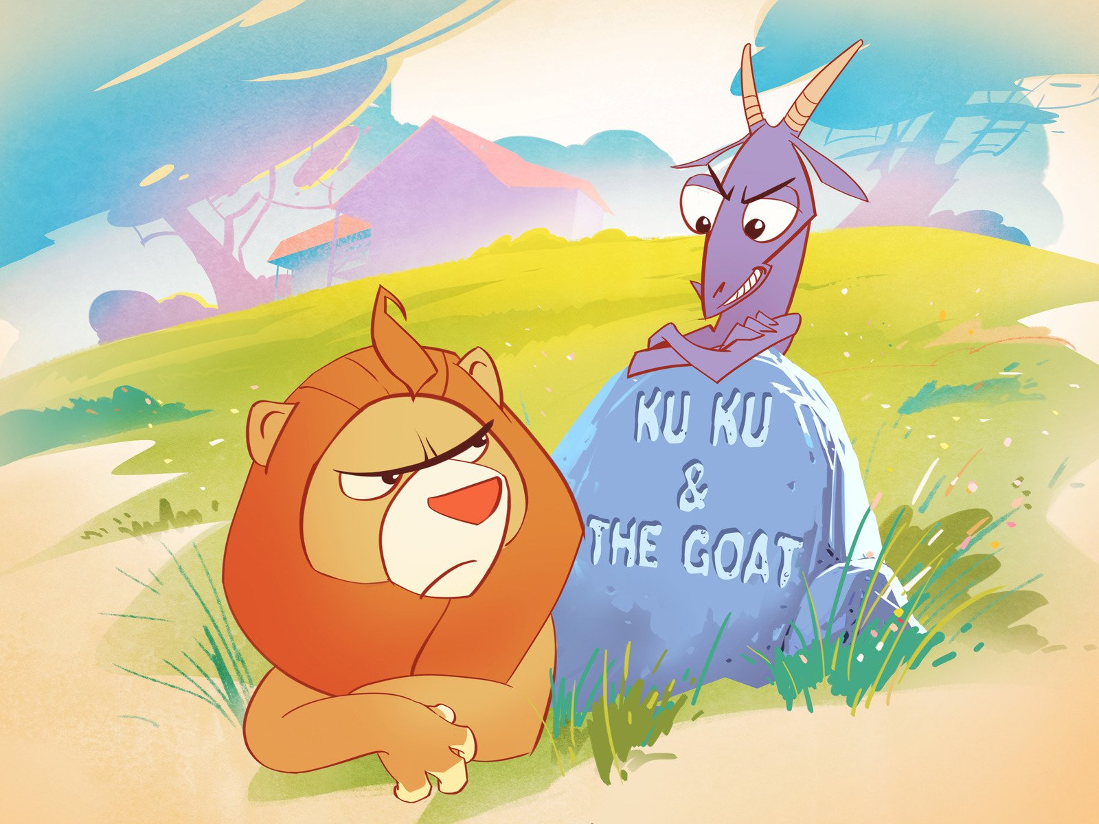 Kuku and the Goat on Amazon Prime Instant Video UK