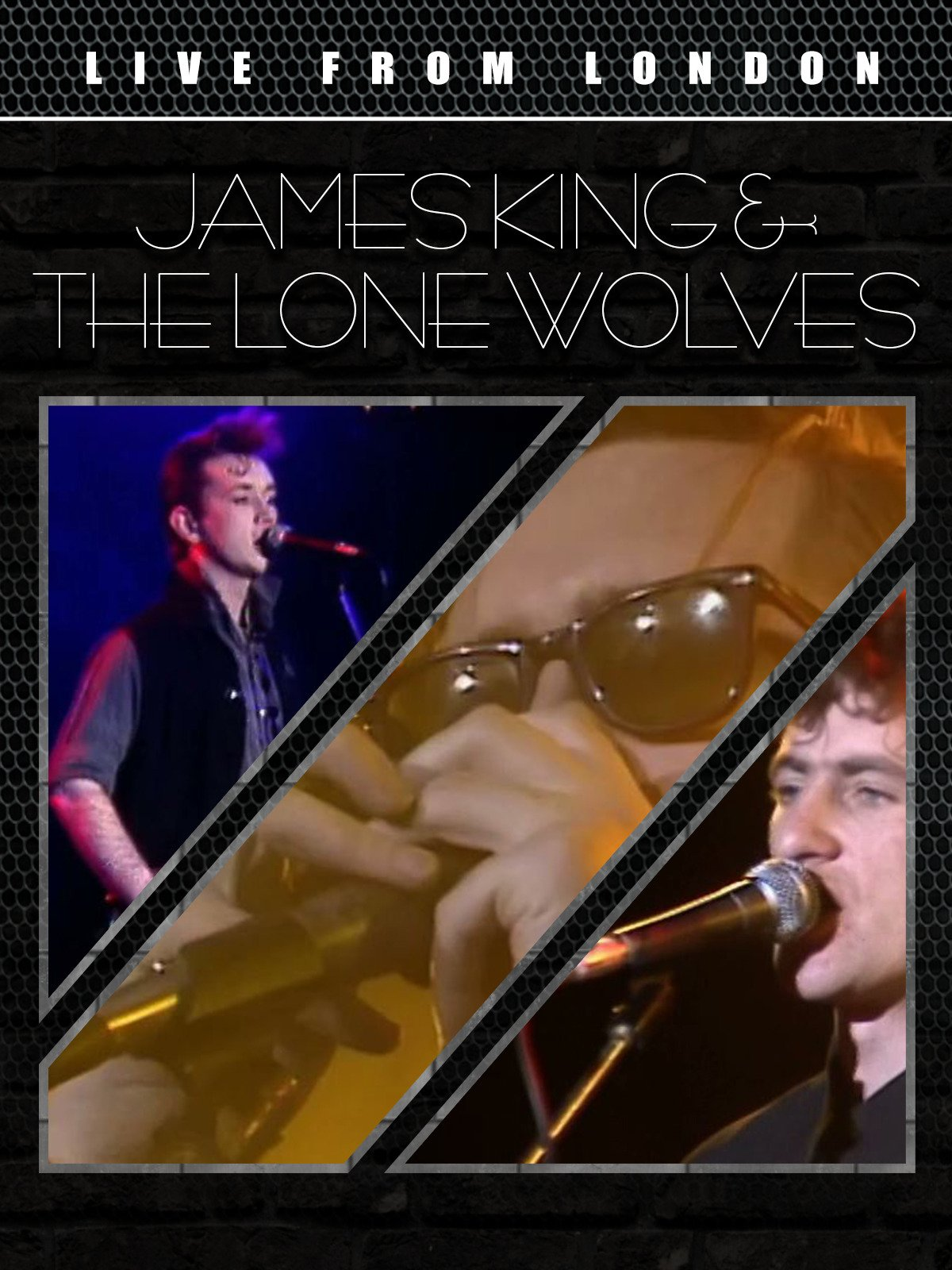 James King & The Lone Wolves