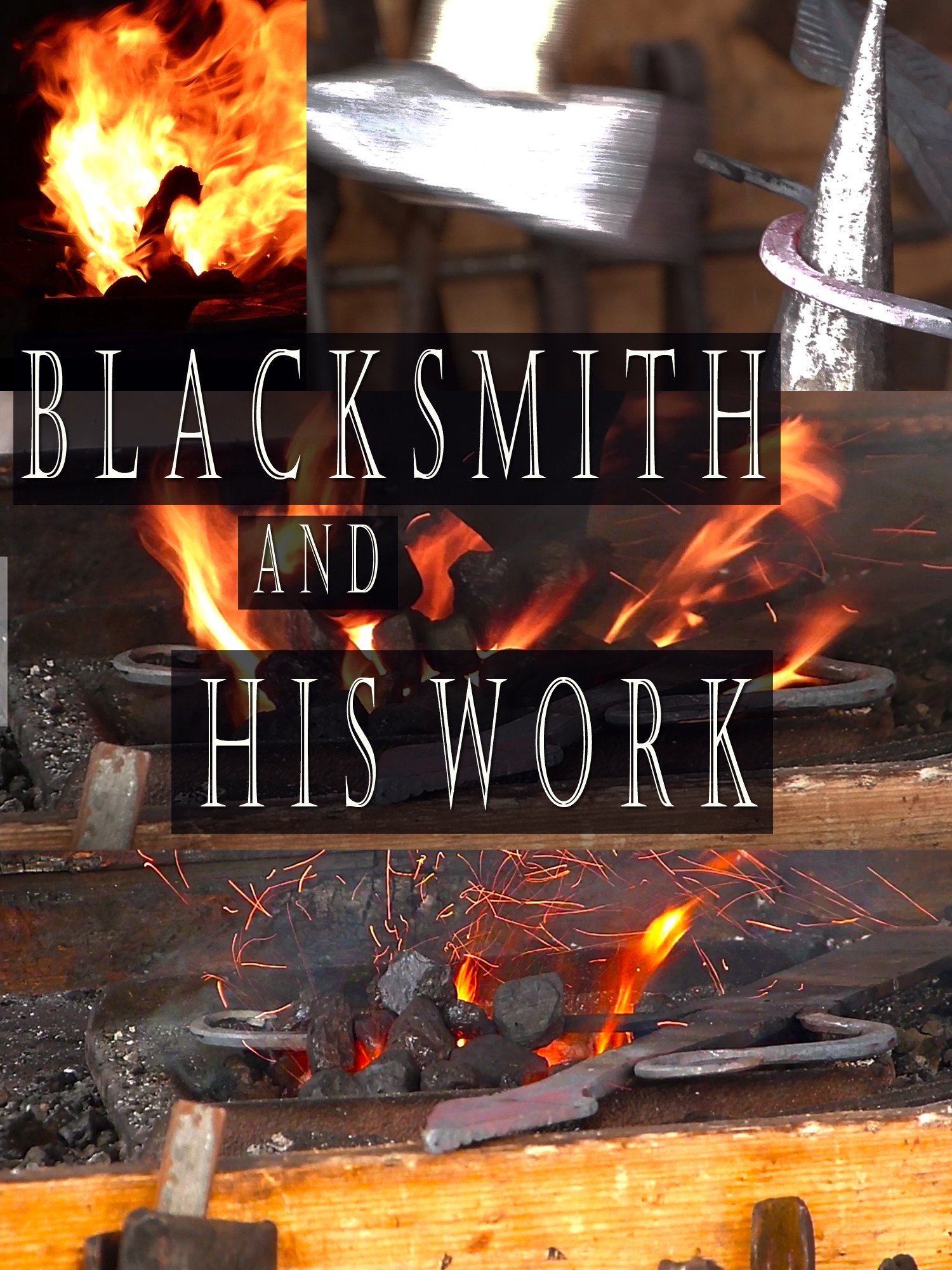 Blacksmith and his work