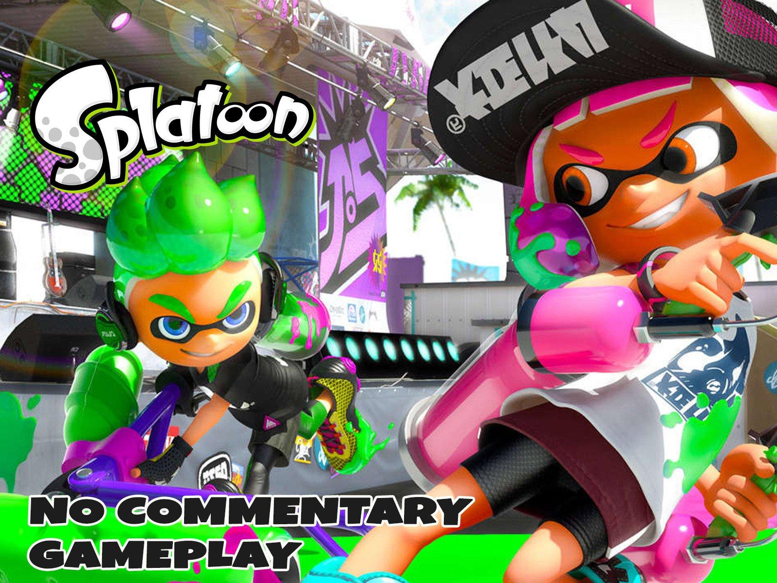 Clip: Splatoon Gameplay - Season 1