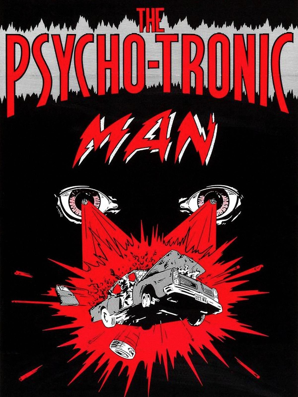 The Psychotronic Man on Amazon Prime Video UK