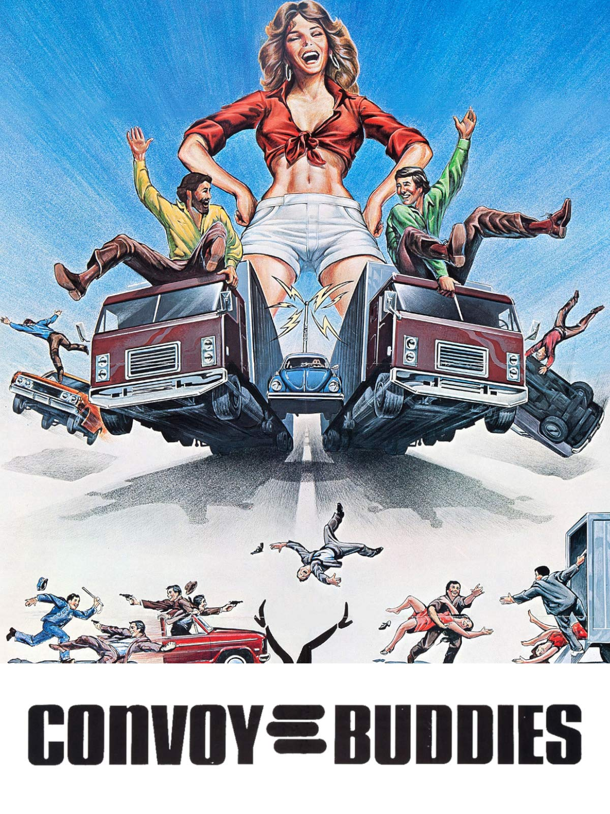 Convoy Buddies on Amazon Prime Video UK