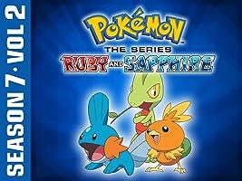 Pok�mon the Series: Ruby and Sapphire Season 7 Vol. 2