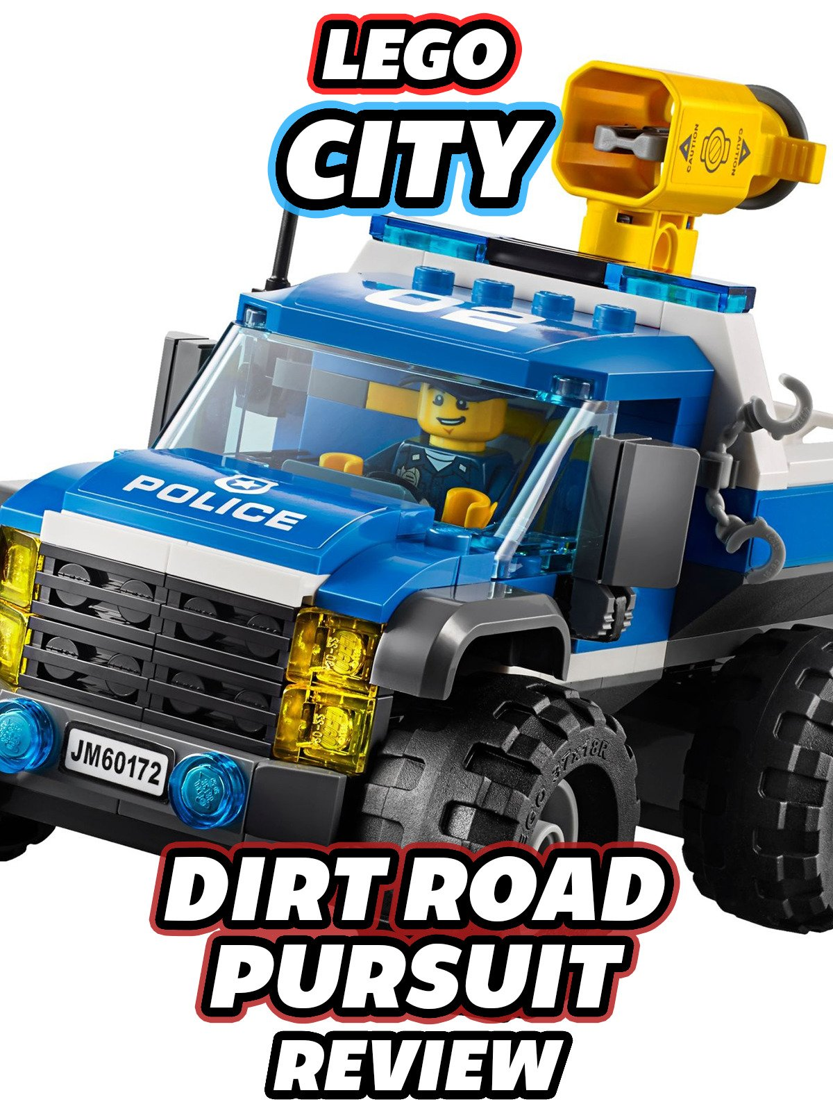 Review: Lego City Dirt Road Pursuit Review