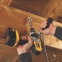 DEWALT Bare-Tool DCD950B 1/2-Inch 18-Volt XRPHammerdrill/Drill/Driver (Tool Only, No Battery)