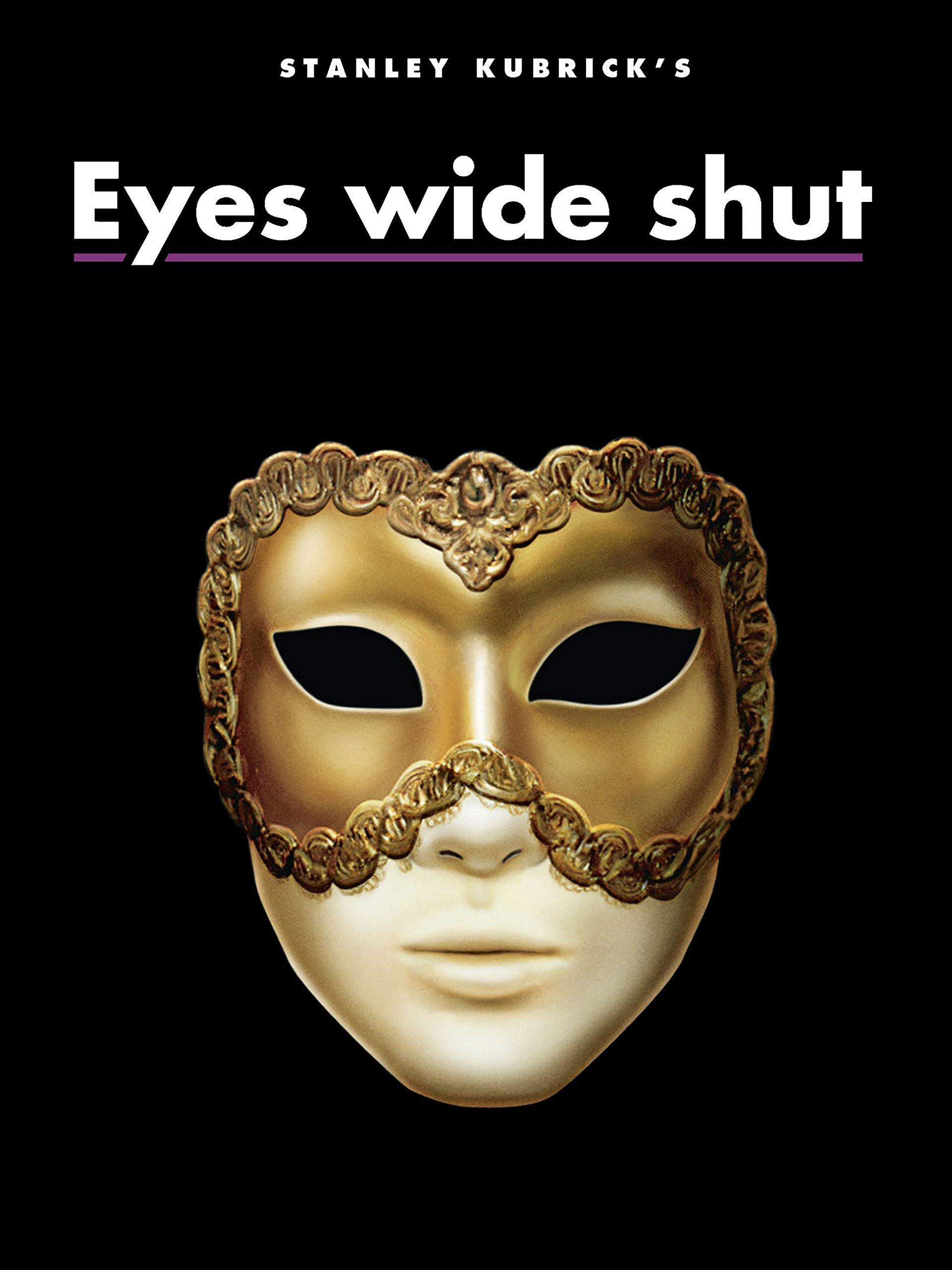 Eyes Wide Shut on Amazon Prime Video UK