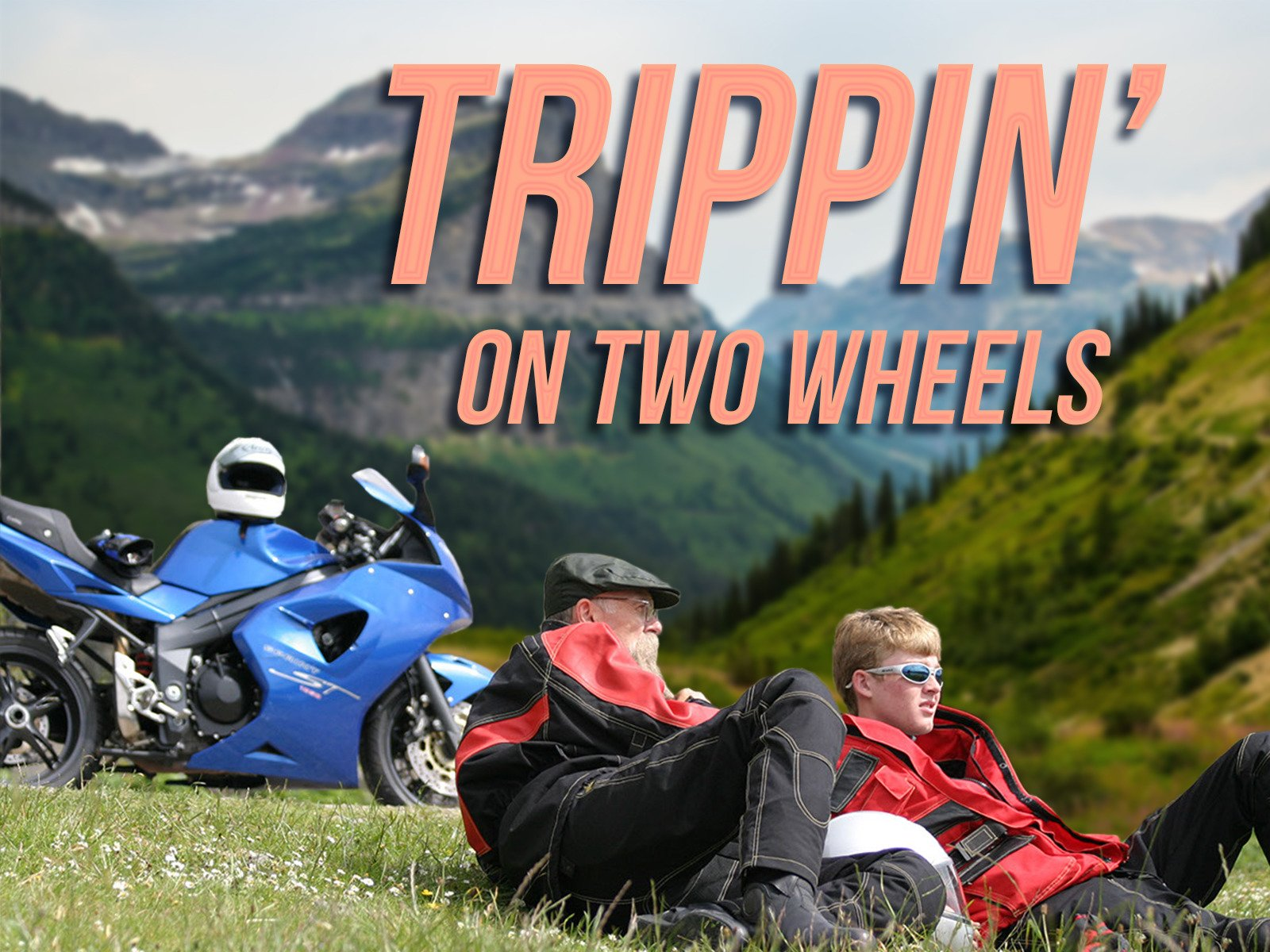 Tripping on Two Wheels on Amazon Prime Video UK